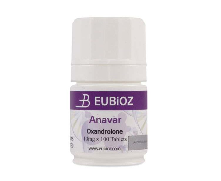 Anavar (Oxandrolone) Opinie