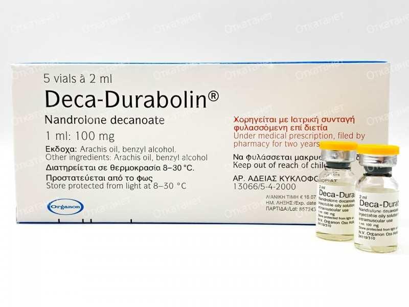 Deca Durabolin (Nandrolone) Cyklu