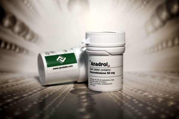 Oryginalny Anadrol (Oxymetholone) - Sterydy