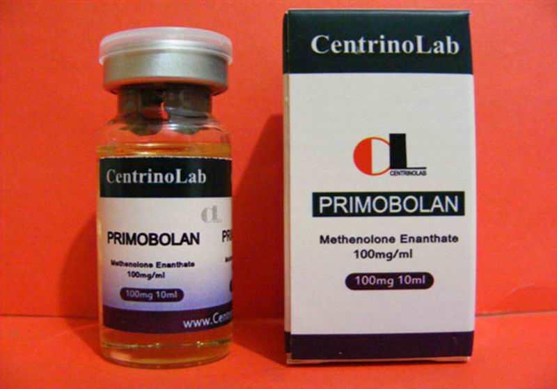 Primobolan (Methenolone) Tabletki