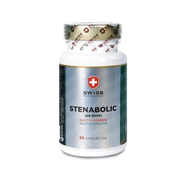stenabolic swi̇ss pharma prohormon kup 1